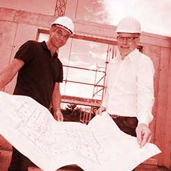 Bauleitung – Vor Ort immer präsent